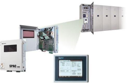 Advanced Energization Controller: SPAC2000